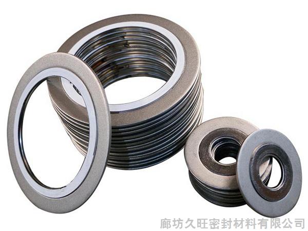 加强环金属缠绕垫
